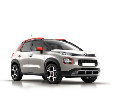 Group C1+ - Saloon (Citroen C3 Aircross)