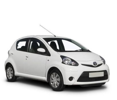 Group A - Economy (Toyota Aygo or Similar)
