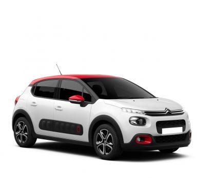 Group B1+ - Automatic Intermediate (Citroen C3)