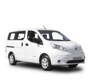 Group G - Minivan (Nisan NV200 Evalia)